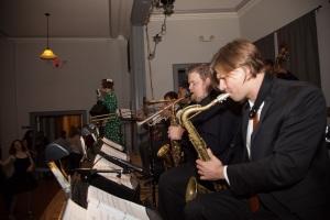 MJJB at the TSDS dance on December 1, 2012